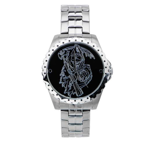 Sons of Anarchy Reaper Stainless Steel Watch