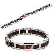 Star Wars Episode VII The Force Awakens Kylo Ren ID Link Bracelet