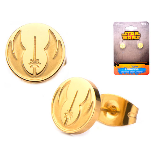 Star_Wars_Jedi_Order_Gold_Platted_Stud_Earrings