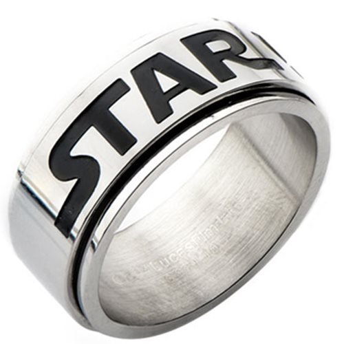 Star Wars Logo Spinner Ring