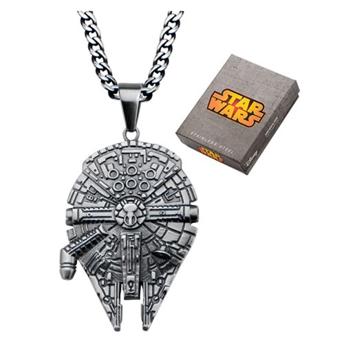 Star_Wars_Millennium_Falcon_Stainless_Steel_Pendant_Necklace