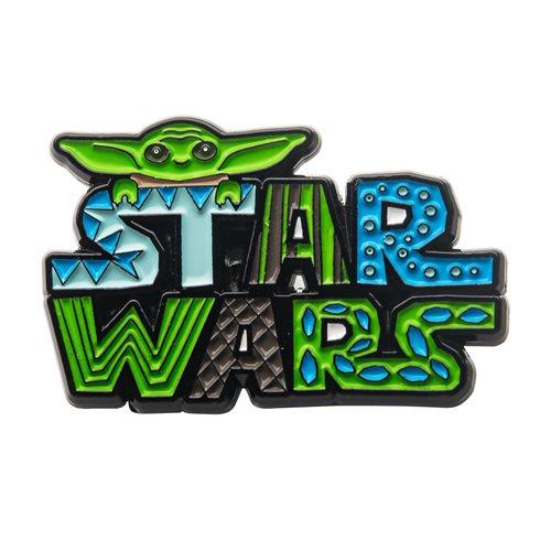 Star Wars The Mandalorian Cutout Pin