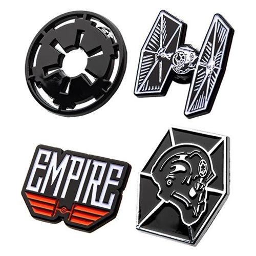 Star Wars Imperial 4-Pack Enamel Pin Set