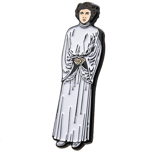 Star Wars Princess Leia Enamel Pin