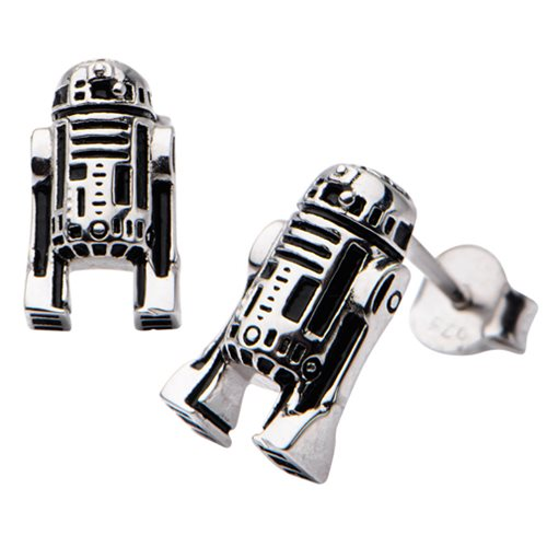 Star_Wars_R2D2_Sterling_Silver_Stud_Earring