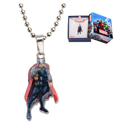 Thor_Stainless_Steel_Cut_Out_Pendant_Necklace
