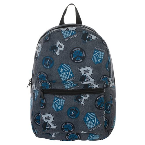 Harry Potter Ravenclaw Print Backpack