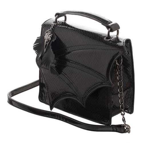 Sleeping Beauty Maleficent Dragon Scale Purse
