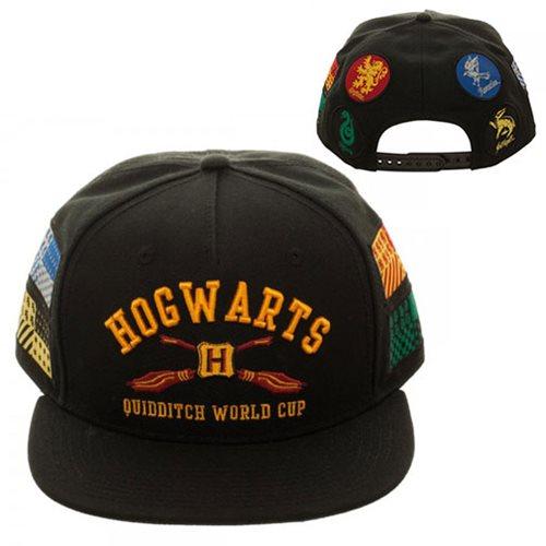 Harry Potter Hogwarts Omni Color Snapback Hat