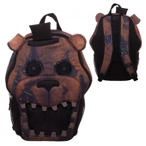Five Nights at Freddy's 3D Big Face Backpack