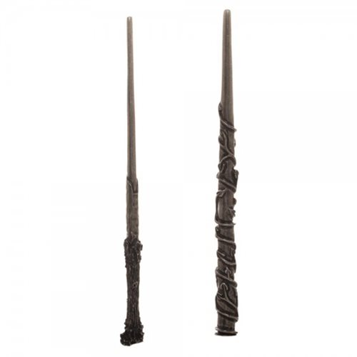 Harry Potter Harry and Hermione Wands Hair Stick Set