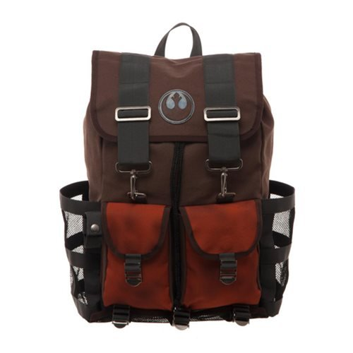 ee78b4312d4 Star Wars  The Last Jedi Luke Skywalker Rucksack Backpack Entertainment  Earth Out of Stock  69.99