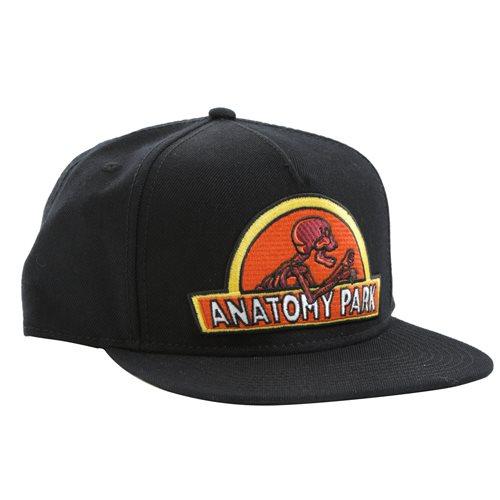 d56f28c8965 Rick and Morty Anatomy Park Snapback Hat