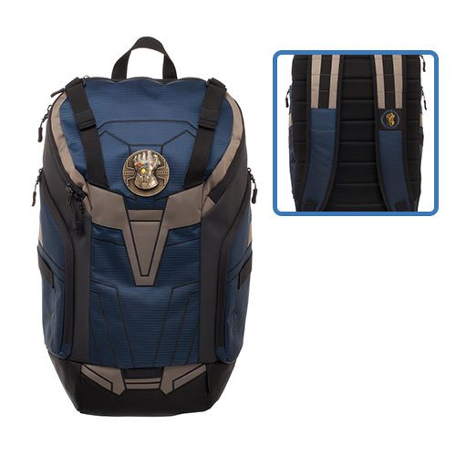 Avengers: Infinity War Thanos Infinity Gauntlet Backpack