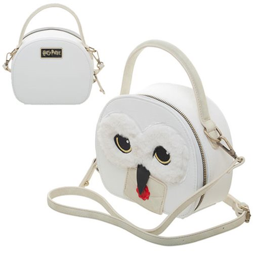 Harry Potter Hedwig Mini Hatbox Purse