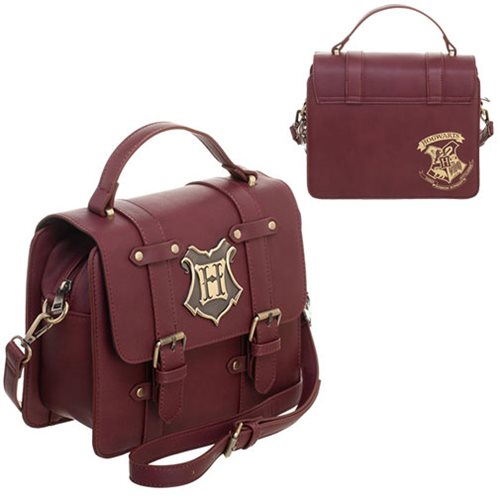 Harry Potter Hogwarts Satchel Purse