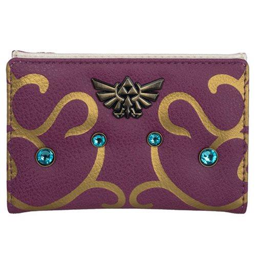 Zelda Twilight Princess Snap Wallet