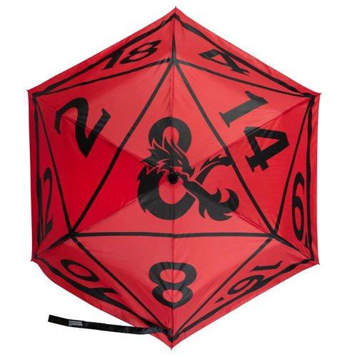 Dungeons & Dragons Dice Umbrella