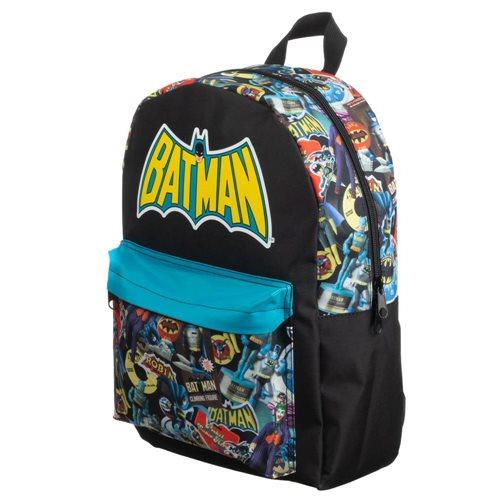 Batman Retro Mixblock Backpack