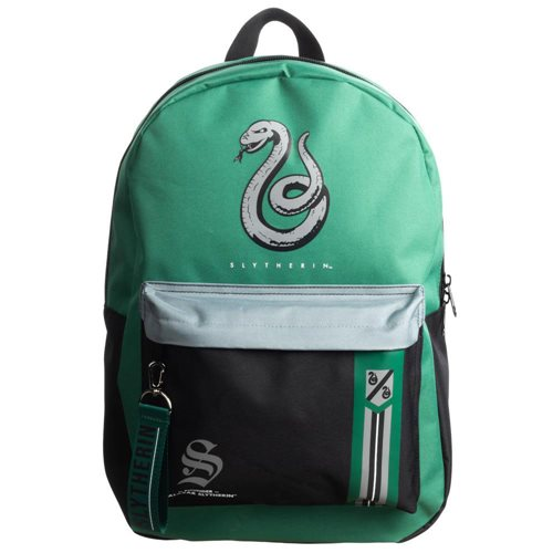 Harry Potter Slytherin Mixblock Backpack