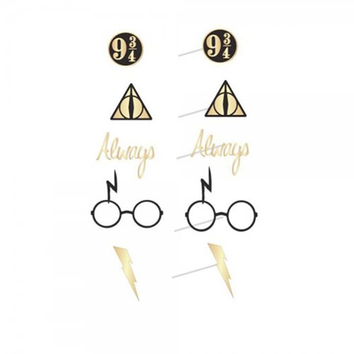 Harry Potter Earring 5-Pack
