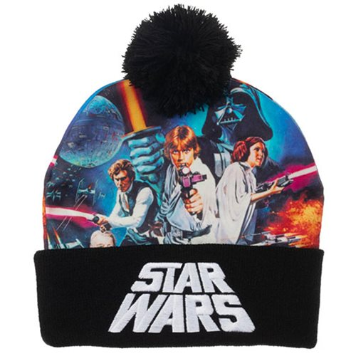 Star Wars: Episode IV – A New Hope Sublimated Crown Beanie