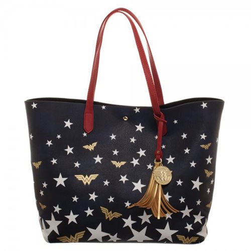 Wonder Woman Oversized Tote Purse