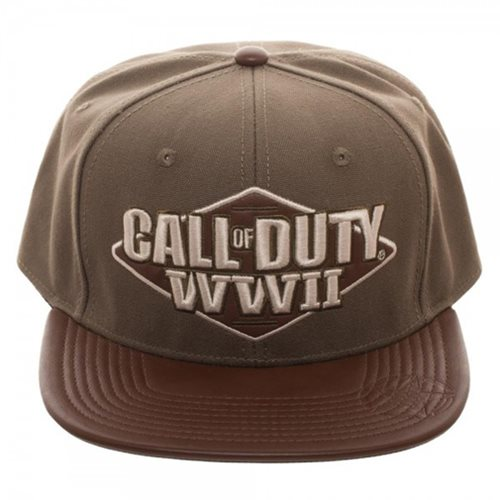 Call_of_Duty_WWII_3D_Embroidered_Snapback_Hat