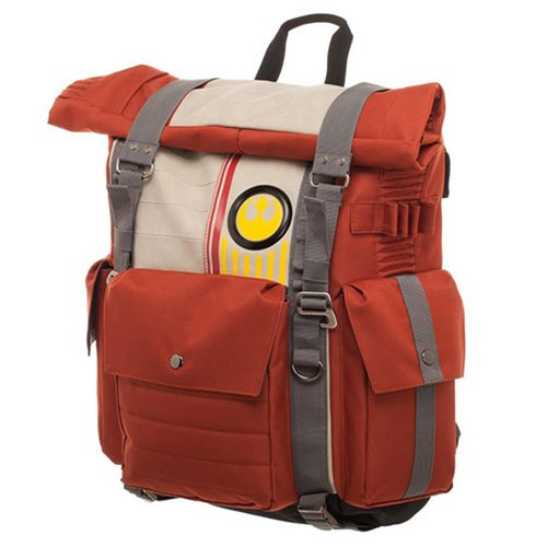 Star Wars Resistance Pilot Rolltop Backpack