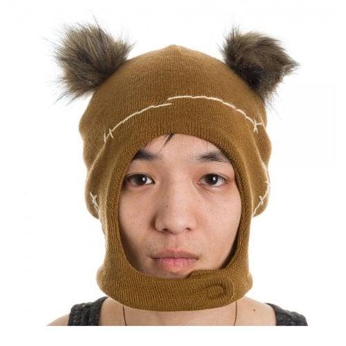 Ewok Hat: Star Wars Ewok Mascot Hat