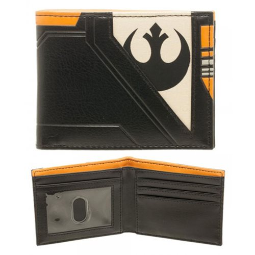 Star Wars Black Squadron Bi-Fold Wallet
