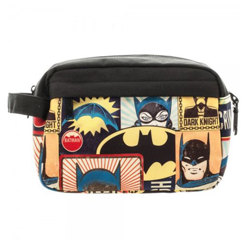Batman Retro Dopp Kit