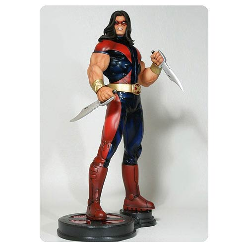 X-Men Warpath 14-Inch Statue