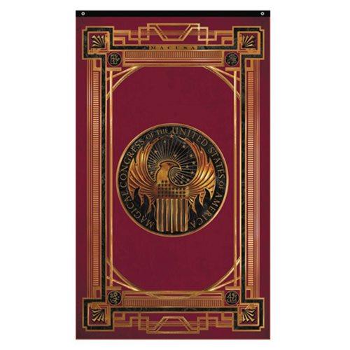 Fantastic Beasts MACUSA Banner
