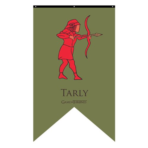 Game of Thrones Tarly Sigil Banner