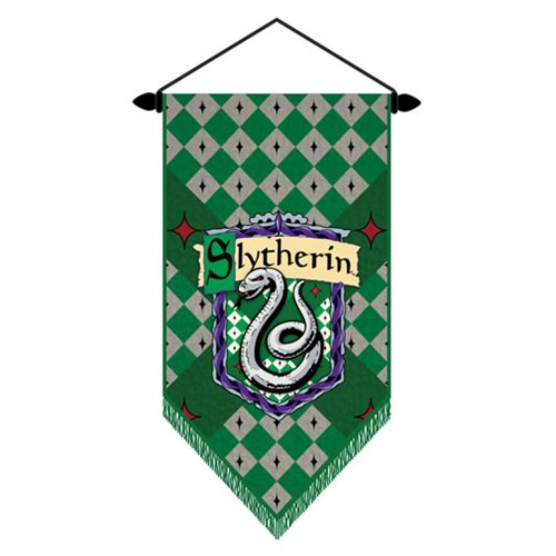 Harry Potter Slytherin Wall Scroll