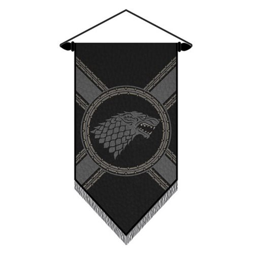 Game of Thrones Stark Wall Scroll