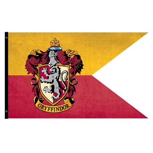 Harry Potter Gryffindor Outdoor Flag