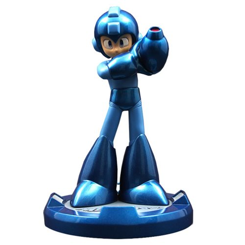 Mega Man Celebrates His 25th Anniversary!