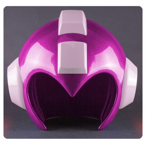 Mega Man Pink Quick Boomerang Wearable Helmet Prop Replica