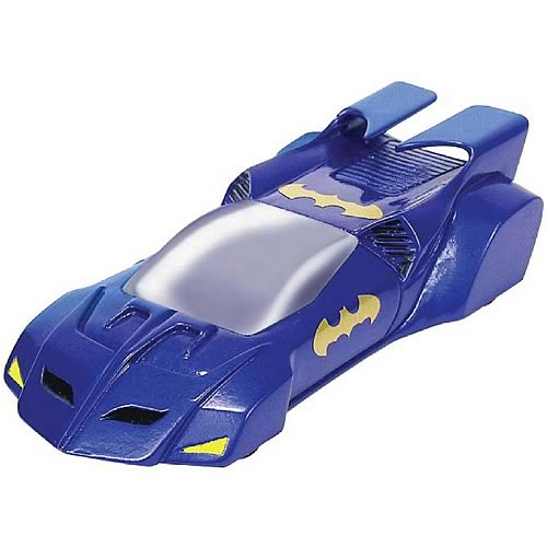 Batman 1990s Die-Cast 1:43 Scale Batmobile
