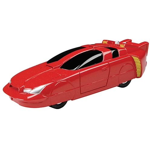 Batman Robin Die-Cast 1:43 Scale Redbird Car