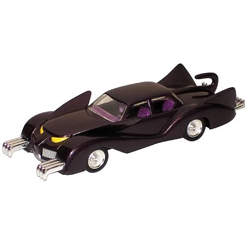 Batman Die-Cast 1:43 Scale Catwowan Catmobile