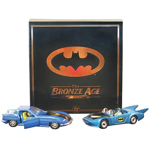 Batman Bronze Age 1:43 Scale Limited Edition Collection Set