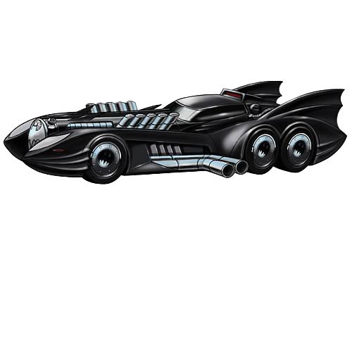Batman 2000 Die-Cast 1:43 Scale Batmobile  5