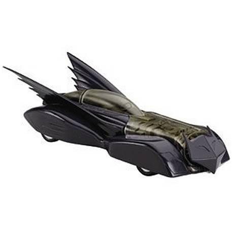 Batman 2000 Die-Cast 1:18 Scale Batmobile Translucent Hood
