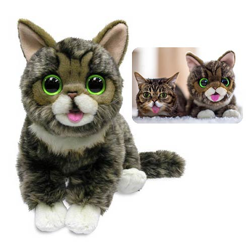 Lil Bub Cat Plush