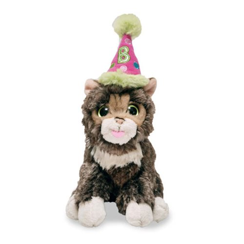 Lil Bub Birthday Baby Bub Cat Plush