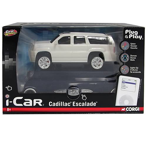 i-Car White Cadillac Escalade Interactive Car