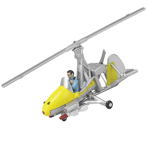 James Bond Little Nellie Die-Cast 1:36 Scale Helicopter